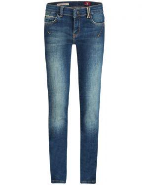Solar Dunkelblau denim jeans