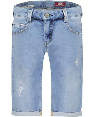 Shorts für Kinder Jogg Short Wave Hellblau