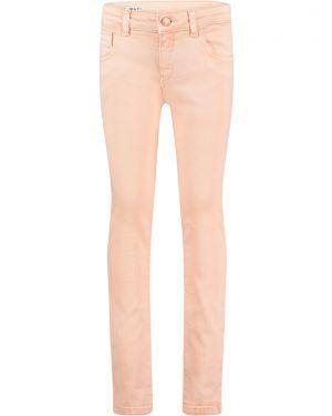 Impulse Rosa Jeans Strecken Schlank