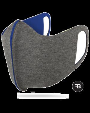 Kinder Gesichtsmasken Mundbedeckung Maske Staubmaske Selbstschutz Handmade Waschbar Blau