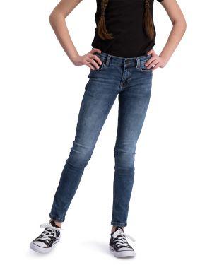Finch blau super skinny jeans hyperstretch