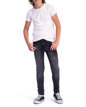 Finch schwarz super skinny jeans hyperstretch