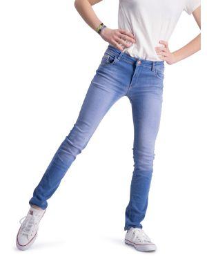 Impulse Denim Blau Superstretch Skinny Fit Jeans